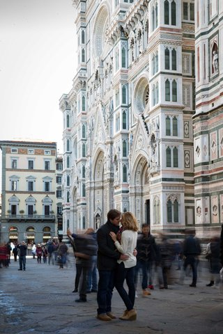 Florence, Italy Engagement Session
