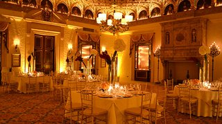 The Breakers-Gold Room wedding venue