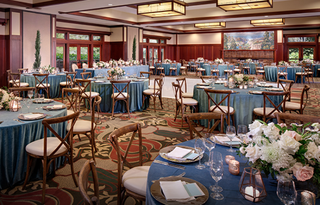 The Lodge at Torrey Pines - Maurice Braun Ballroom wedding venue