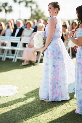 maid-of-honor-in-pretty-plum-sugar-dress-soft-floral-in-pink-purple-and-blue