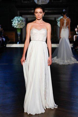 alon-livne-white-fall-2016-strapless-wedding-dress-with-silk-chiffon-skirt