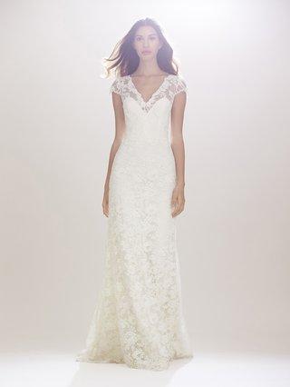 carolina-herrera-fall-2016-lace-wedding-dress-with-cap-sleeves