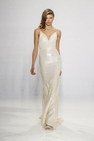 christian-siriano-for-kleinfeld-bridal-sequin-wedding-dress-slip-style-with-spaghetti-straps-v-neck