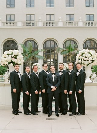 men-in-tuxedos-at-the-breakers-in-palm-beach