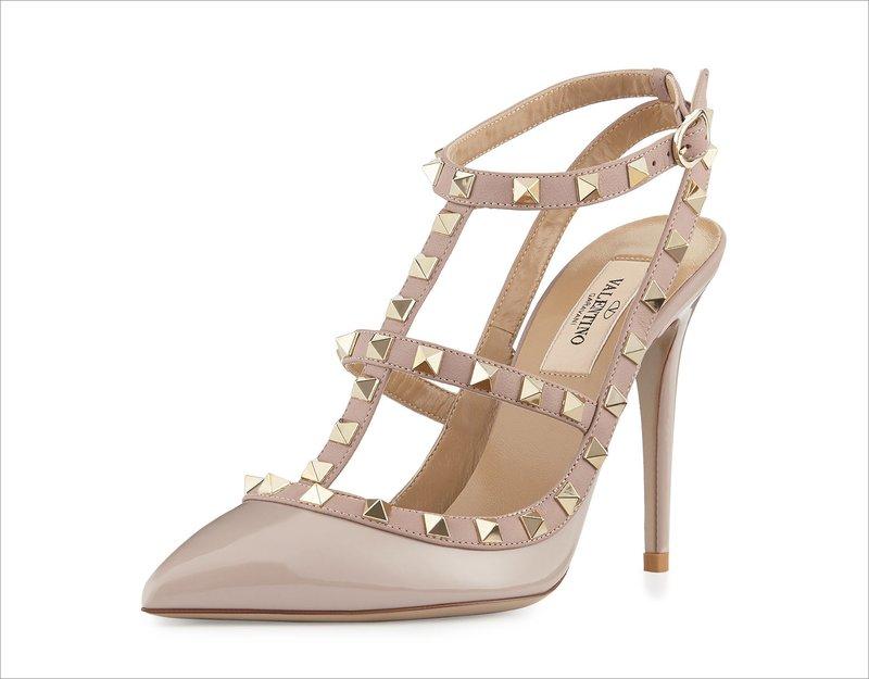 Rockstud Wedding Shoes by Valentino