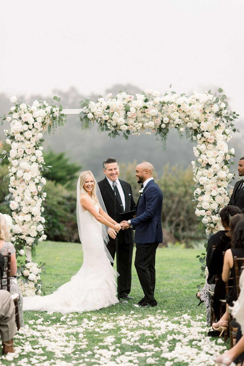 Shane Vereen & Taylour Rutledge Ceremony