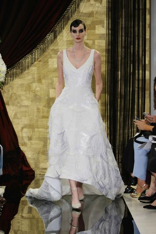 anita-high-low-wedding-dress-with-v-neck-by-theia-fall-2016