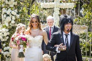 courtney-bingham-and-nikki-sixx-after-wedding-ceremony