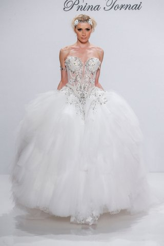 pnina-tornai-for-kleinfeld-2017-dimensions-collection-finale-dress-ball-gown-strapless-basque-waist