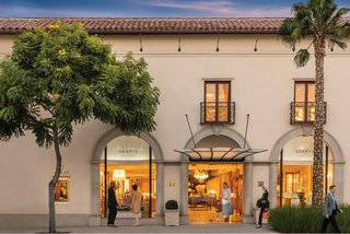 Gearys Beverly Hills wedding registry and gift store