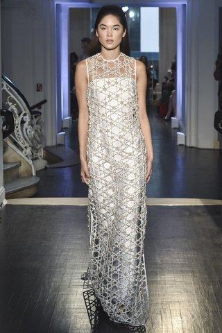lakum-fall-2018-ribbon-blossom-embroidered-sleeveless-gown-italian-neoprene-strapless-gown