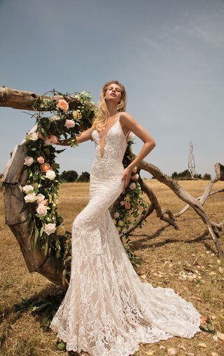 gala-by-galia-lahav-gala-collection-no-2-deep-v-neck-wedding-dress-spaghetti-straps-lace-plunging