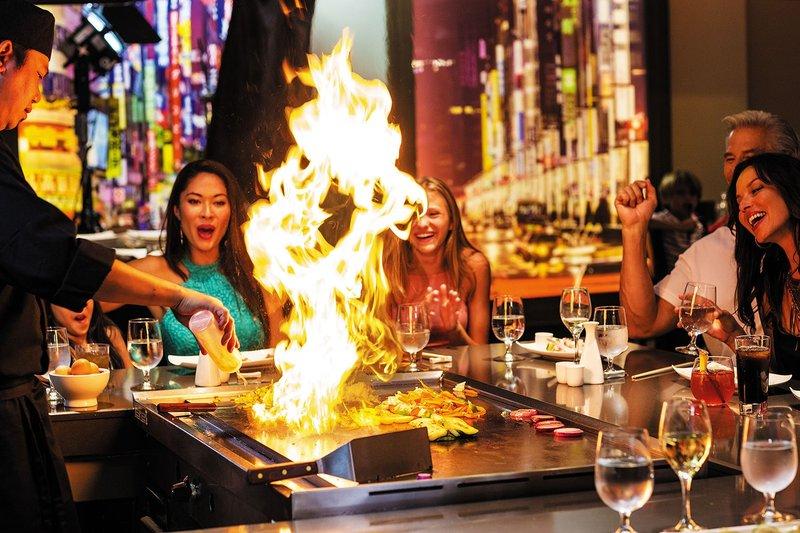 Kimonos Restaurant at Beaches Resorts