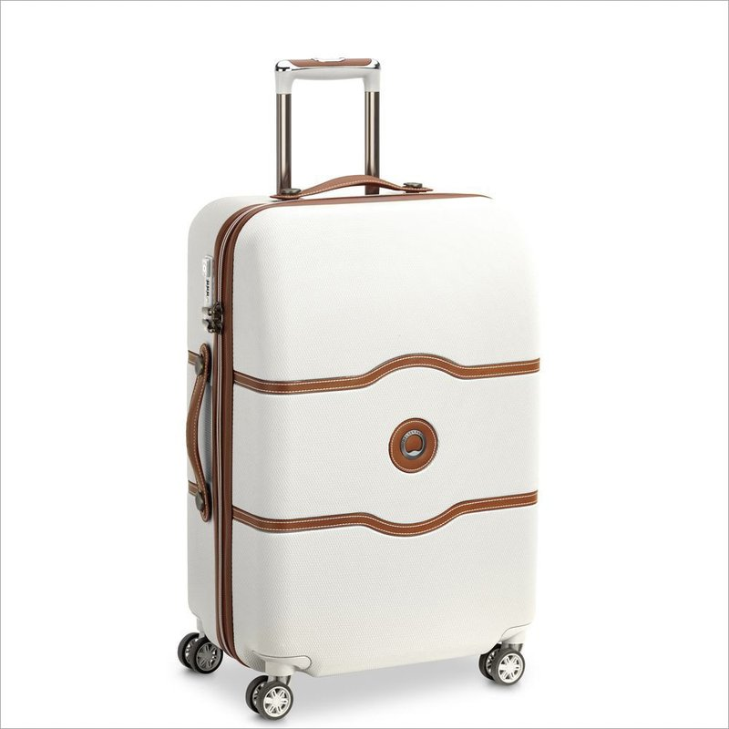 """Chatelet 24"""" Hardside Spinner Suitcase by Delsey"""