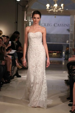 oleg-cassini-spring-2016-strapless-wedding-dress-with-pretty-embroidery