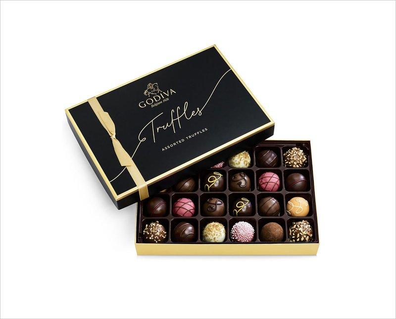 Godiva Chocolate Truffle Gift Box