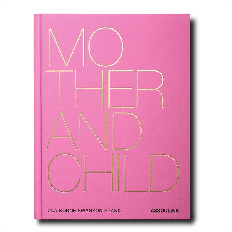 """""""Mother and Child"""" Coffee Table Book"""