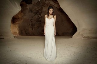 limor-rosen-alma-wedding-dress-sheath-with-beaded-straps-chiffon-crepe-skirt-tribal-collection