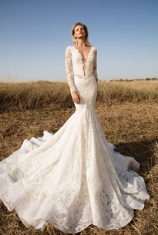 gala-by-galia-lahav-gala-collection-no-2-lace-mermaid-wedding-dress-long-sleeves-low-v-neck-belt