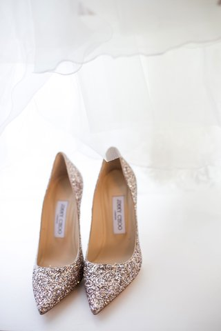 gold-glitter-jimmy-choo-wedding-shoes-pointed-toe-pumps-glittery