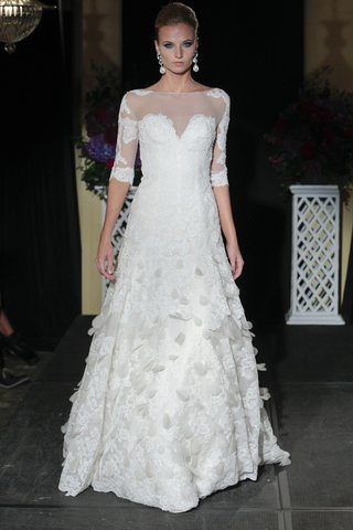 isabelle-armstrong-fall-2016-a-line-wedding-dress-with-illusion-lace-sleeves