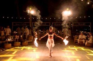 unique-wedding-reception-performer-fire-dancer-fire-dancer-at-destination-wedding