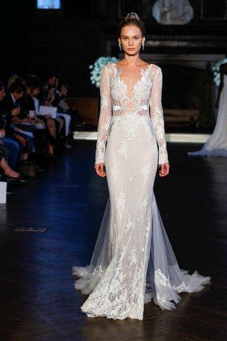 alon-livne-white-fall-2016-long-sleeve-v-neck-lace-wedding-dress