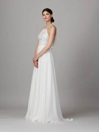 lela-rose-bridal-spring-2017-the-bay-sasha-sheath-wedding-dress-with-crystal-embroidery