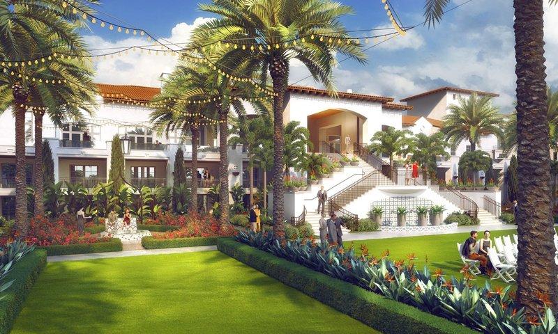 Palm Court Venue at Park Hyatt Aviara