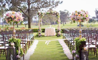 The Lodge at Torrey Pines - Arroyo Terrace wedding venue