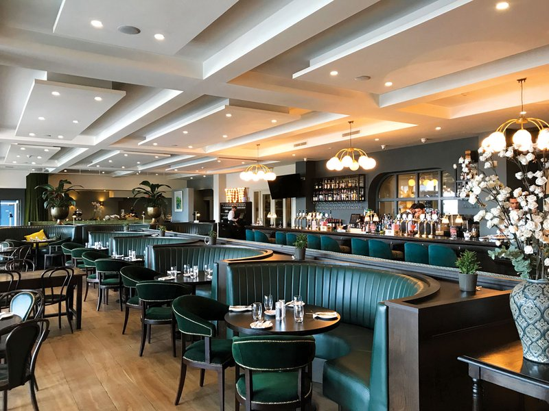 The Montenotte Hotel Cork - Restaurant