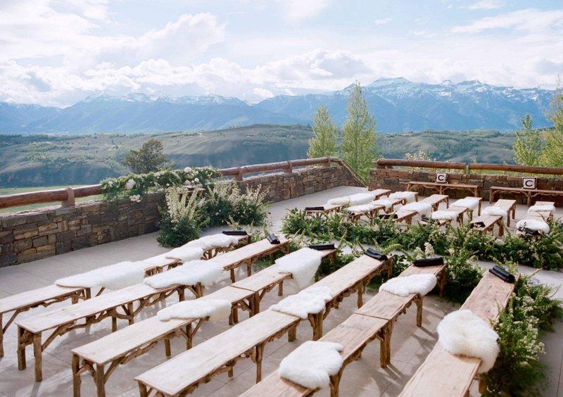 Colorado Destination Wedding Ceremony
