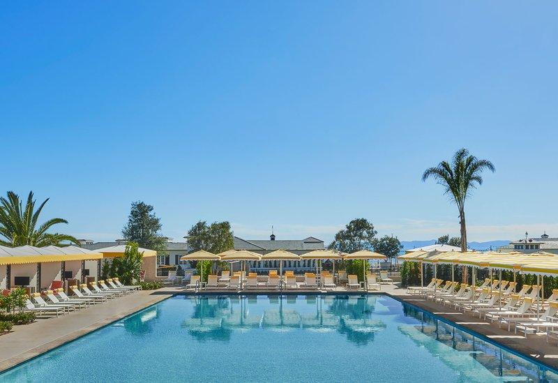 Manor Pool at Rosewood Miramar Beach