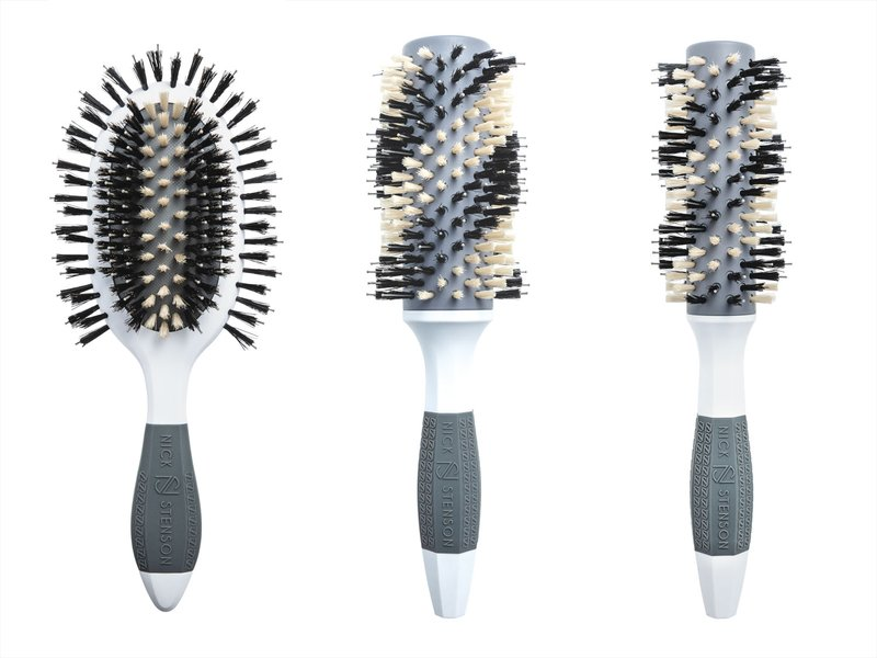 Curious Brushes by Nick Stenson