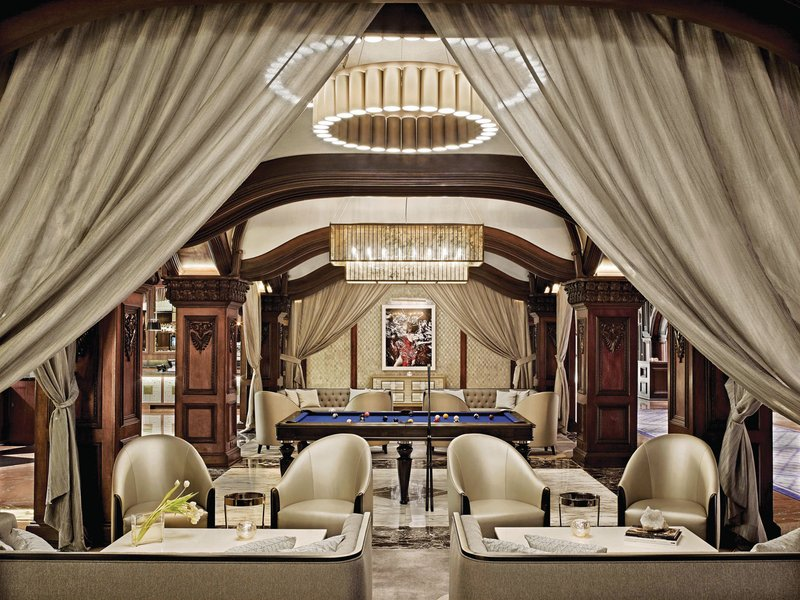 El San Juan Hotel - Lobby VIP Lounge