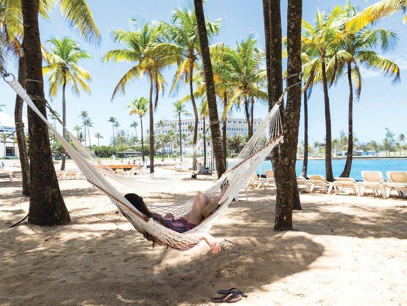 Caribe Hilton - Hammocks