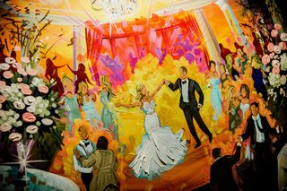 live-painting-of-first-dance-at-wedding