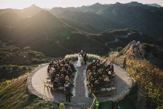 birds-eye-view-of-helipad-ceremony-at-malibu-rocky-oaks