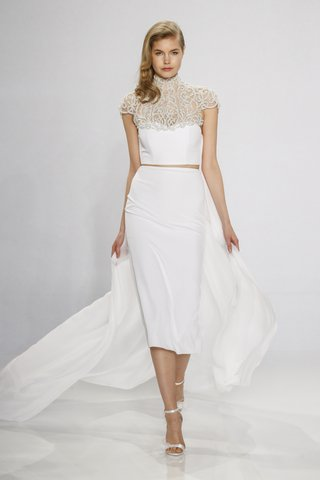 christian-siriano-for-kleinfeld-bridal-crop-top-with-jewel-high-neck-cap-sleeves-mid-length-skirt
