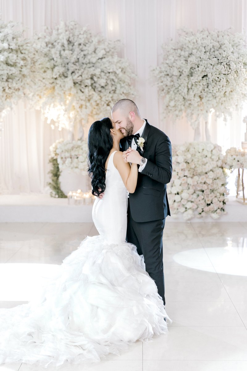 Touching First Dance