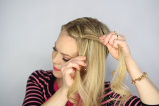 step-number-five-of-knotted-updo-wedding-hairstyle-tutorial