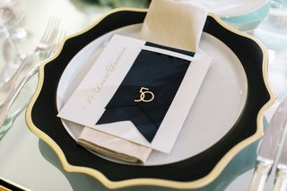 charger-plate-with-wavy-black-and-gold-border-place-card-with-black-ribbon-and-gold-50