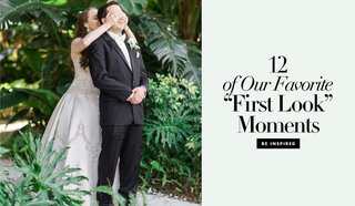 12-first-look-moments-photos-couples-weddings-we-love-before-the-ceremony-fun-photography-cute