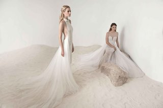 eleanor-high-neck-low-back-wedding-dress-and-florence-gown