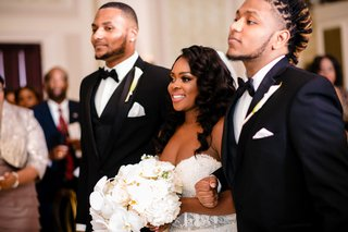 bride-escorted-down-aisle-by-brothers-friends-father-passed-away-wedding-country-club