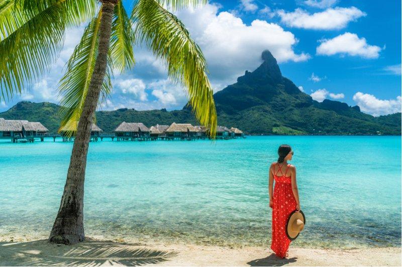 Bora Bora Luxury Vacation in Tahiti