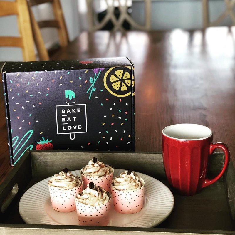 Tiramisu Cupcakes from Bake Eat Love