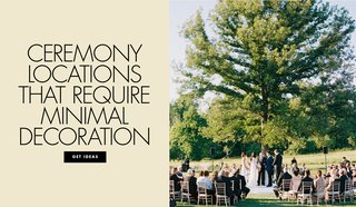 ceremony-locations-that-require-minimal-decoration-ceremony-types
