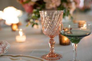 unique-goblets-for-wedding-reception-pale-peach-goblet-for-wedding-reception