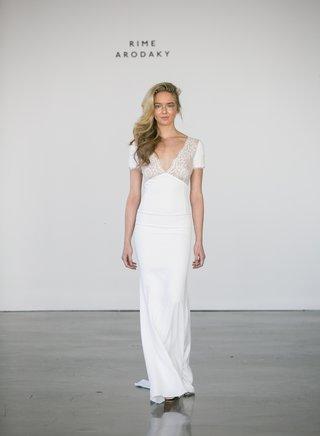 rime-arodaky-fall-2017-bridal-tasha-short-sleeve-column-wedding-dress-embroidered-semi-sheer-bodice